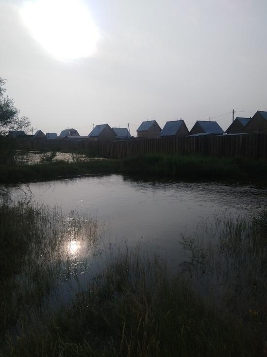 Спецслужбы в Бурятии разнятся в данных об уровне Селенги в Улан-Удэ
