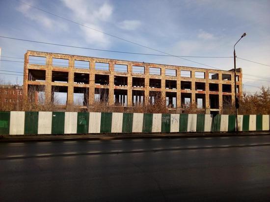 На месте бывшей «чаеразвески» в Иркутске будет элитный жилой комплекс
