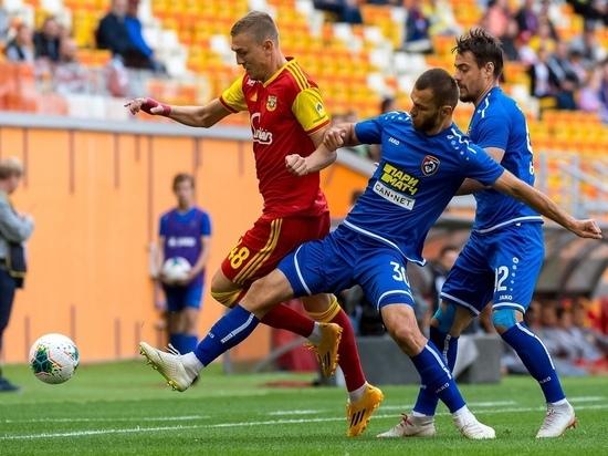 Алексей Дюмин поздравил «Арсенал» с победой в матче против «Тамбова»