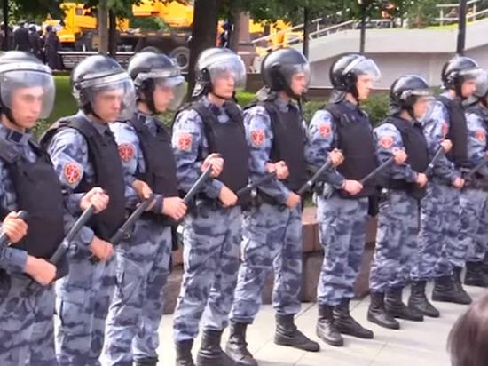 Полиция задержала жителя Подмосковья, который угрожал детям силовиков