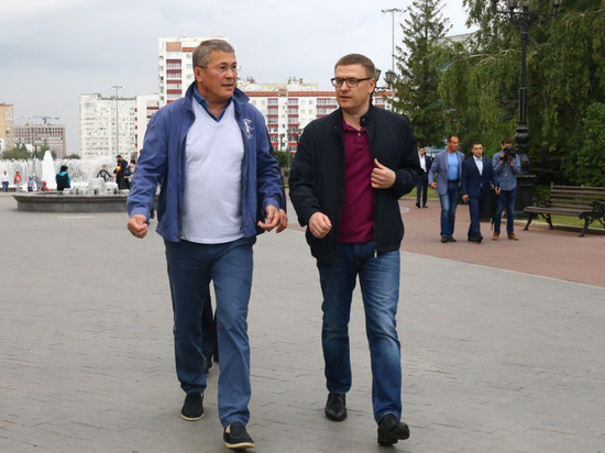 Челябинская область и Башкирия наладят сотрудничество в сфере туризма