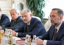 Осипов озвучил министру транспорта РФ проблемы перевозок в Забайкалье