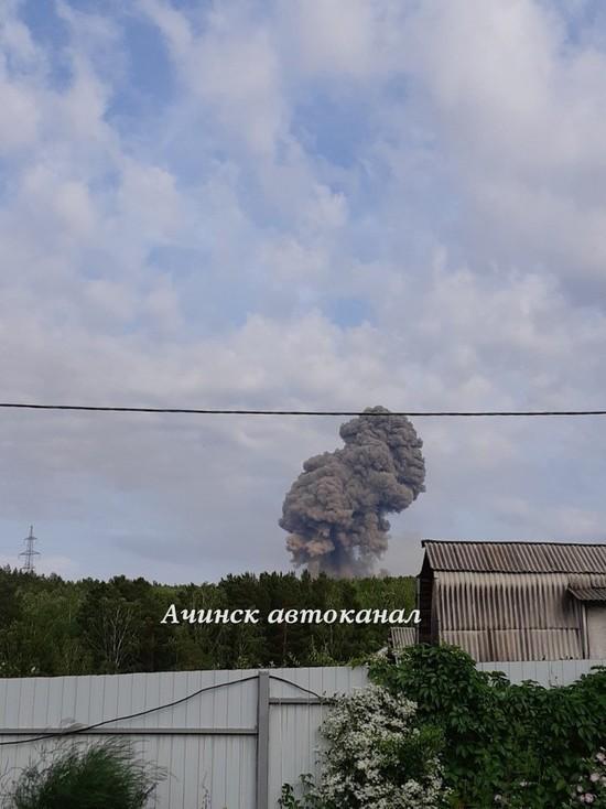 Въезд в Ачинск перекрыли: город готовят к эвакуации