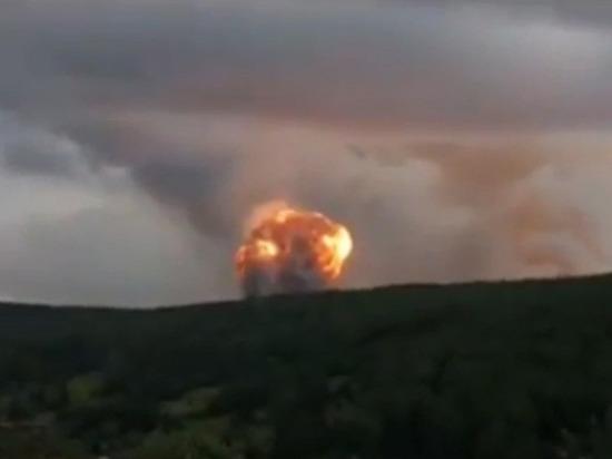Что известно о взрывах в Ачинске: ЧП на складе боеприпасов