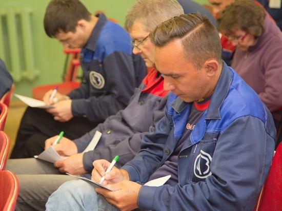 В Чебоксарах на Агрегатном заводе заработала «Школамастеров»