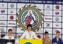 Юноша из Калмыкии стал чемпионом России по грэпплингу