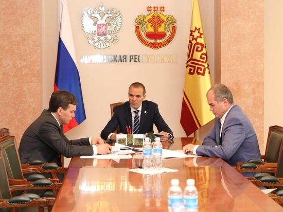 Михаил Игнатьев: «Чебоксары продолжают  изменяться в лучшую сторону»