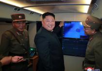В КНДР снова провели пуски «неопознанных снарядов»