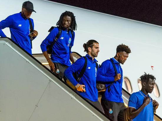 Футболисты «Порту» прибыли в Краснодар, но матч проведут без главного тренера