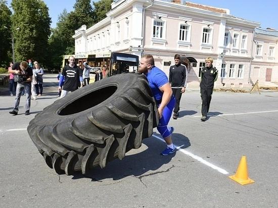 Кто самый сильный, выяснят в Липецкой области