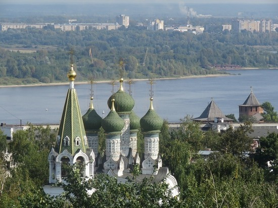 Москвичам зададут 15 вопросов о Нижнем Новгороде