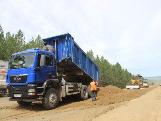 Часть федеральной трассы в Забайкалье расширят для большегрузов