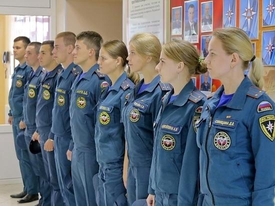 В рядах МЧС Смоленской области - пополнение