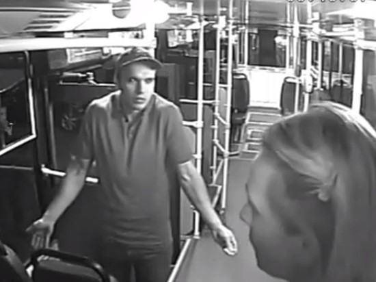 Ударивший кондуктора петербуржец сдался полиции