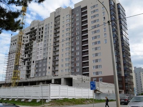 Барнаульские дольщики пожаловались Путину на недостроенный дом