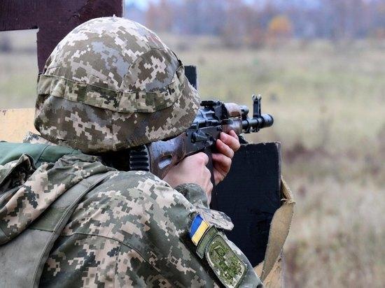 На Украине заявили о гибели четырех военных в Донбассе