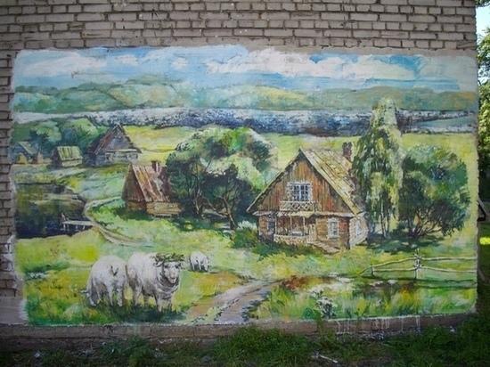 На «Елизаровской» закрасили граффити