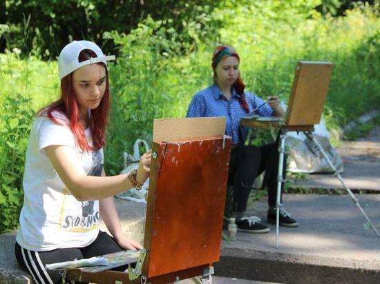 В Курск на пленэр съедутся художники из разных стран