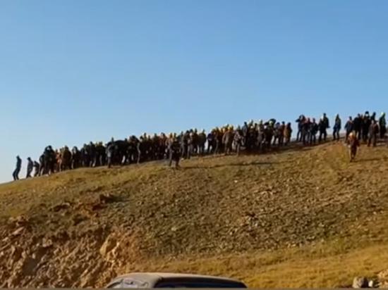 В Киргизии из-за золота разгорелся межэтнический конфликт