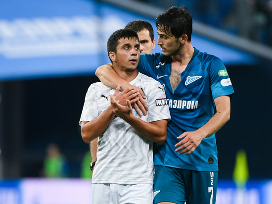 Футбольные клубы «Краснодар» и «Сочи» провели матчи в рамках 4-го тура чемпионата России