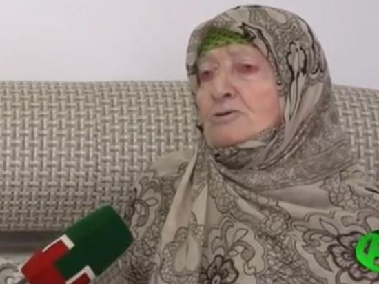 Фонд Кадырова подарил дом пенсионерке и ее тридцати кошкам: видео