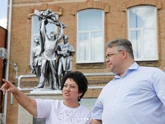 В Ставропольском крае реализуется программа «Школьный двор»