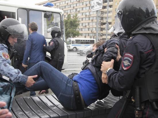 В СК продолжают расследовать уголовное дело о массовых беспорядках 27 июля