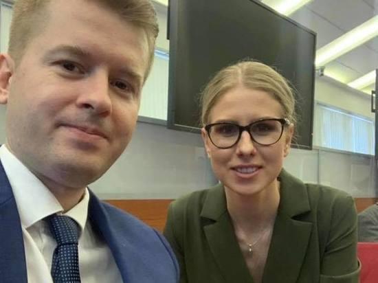 Любовь Соболь и ее адвокат устроили скандал на заседании Центризбиркома