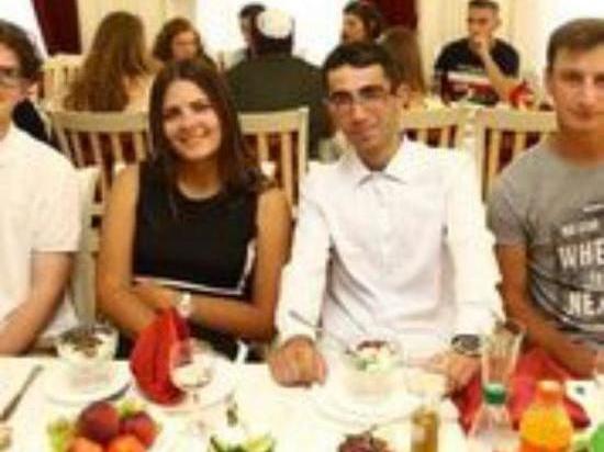 Русскоязычные еврейские студенты со всего мира прибыли в Беларусь
