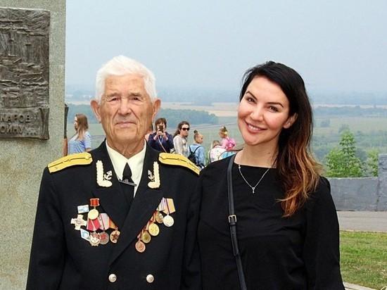 В Уфе праздник военно-морского флота отметили с 90-летними ветеранами