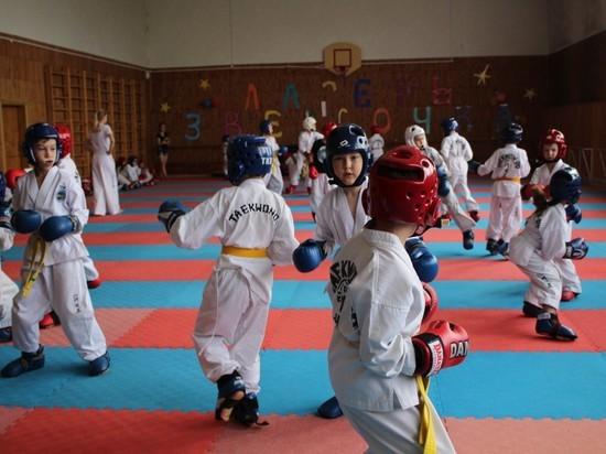 Алтайские тхэкводисты завершили сезон летних сборов