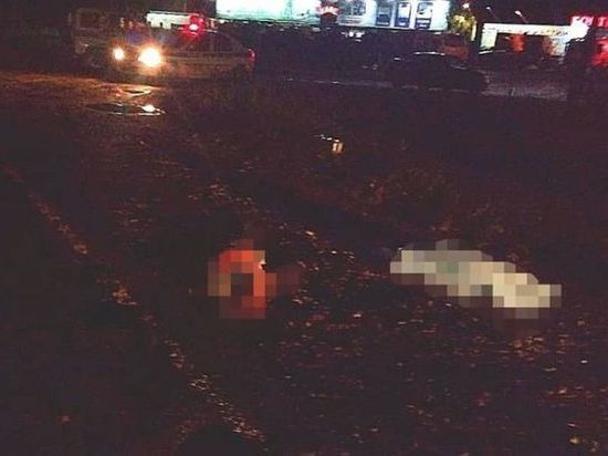 Башкирские полицейские устанавливают личность сбитой насмерть женщины
