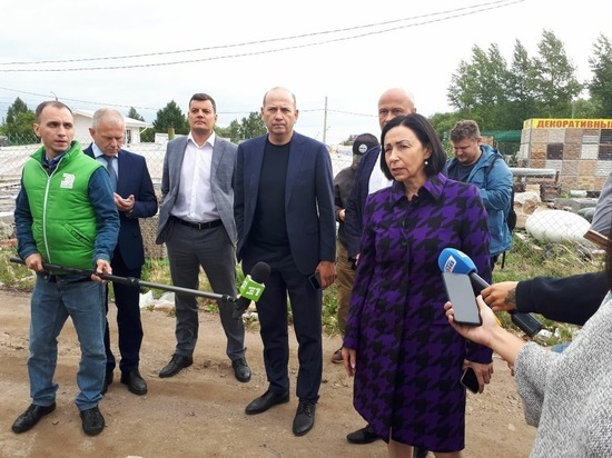 В Челябинске появится новая прогулочная зона