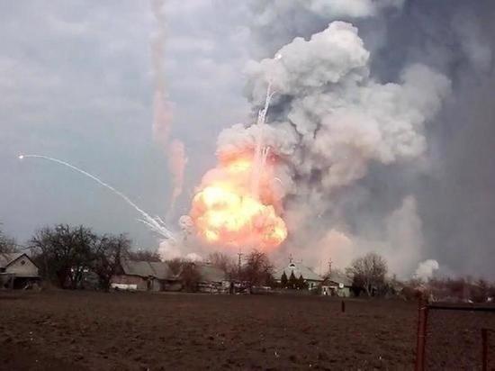Эксперты оценили стоимость взорвавшихся под Ачинском боеприпасов