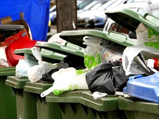 Подрядчиков обязали вывезти мусор в Иркутске