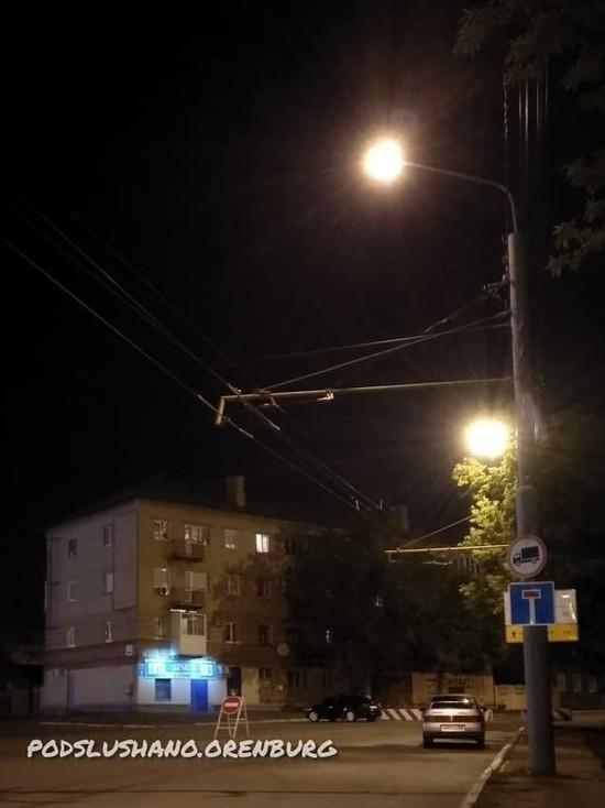 Улица Максима Горького в Оренбурге будет ремонтироваться до осени