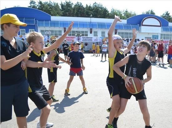 Программа празднования День физкультурника в Курске