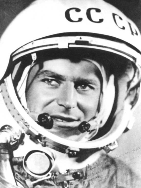 Сегодня 58-я годовщина полета Германа Титова в космос
