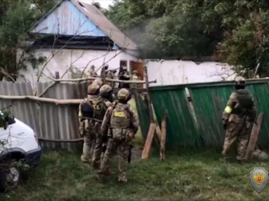 Планировавшего теракт боевика ликвидировали в Ингушетии в частном доме