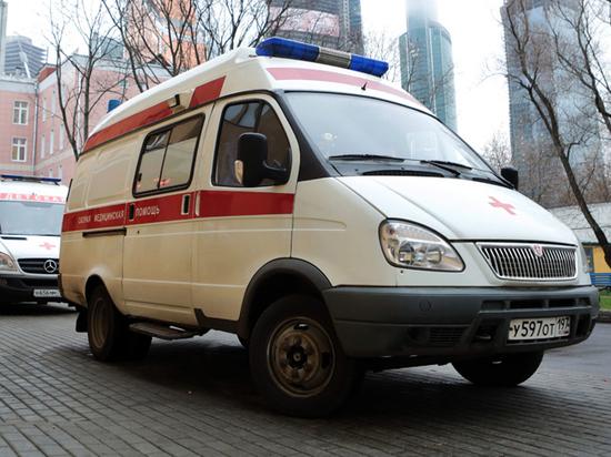 В результате инцидента в генеральском коттедже пострадал рабочий