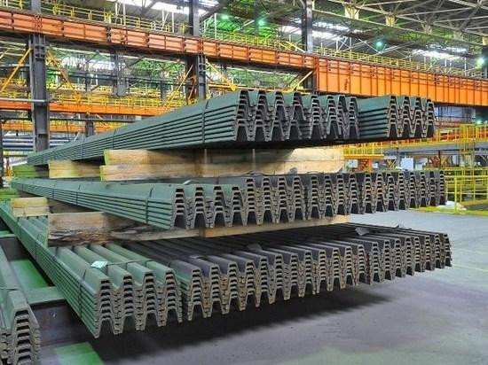 На Челябинском металлургическом комбинате освоили выпуск шахтной стойки