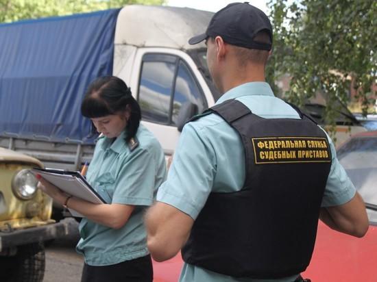 Курянин испугался ареста четырех иномарок и оплатил 1,4 млн налогов