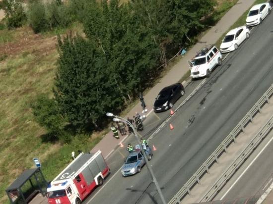 «Кричала от страха»: пассажирка остановила автобус, убивший людей в Долгопрудном