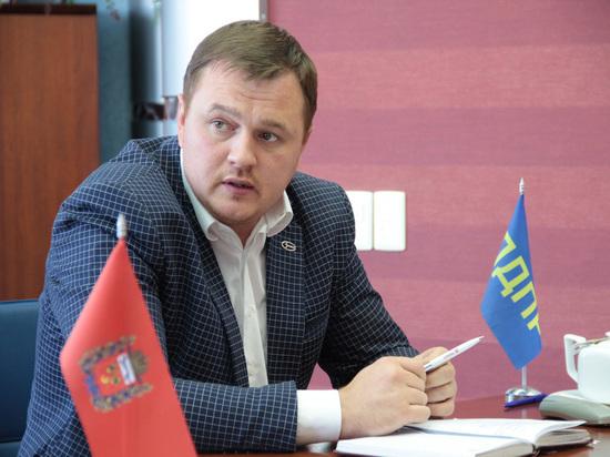 Владимир Мирохин встал на защиту жителей поселка Тоцкое-2