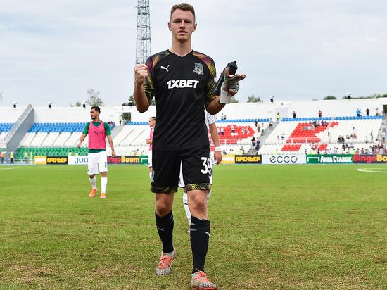 Тренер молодежной сборной: Сафонов уже готов к Лиге чемпионов