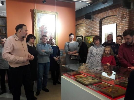 В Музее иконы во Владимире