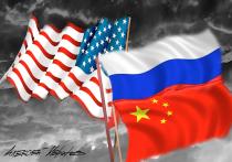 Россия дружит с Китаем в ущерб себе: главное - назло США