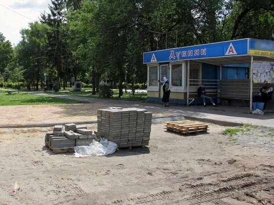 В Тамбовской области телефон можно будет зарядить на остановке