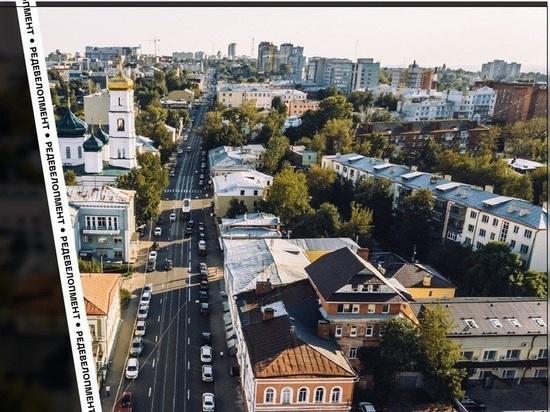 Проект редевелопмента улицы Ильинской разработают до конца года