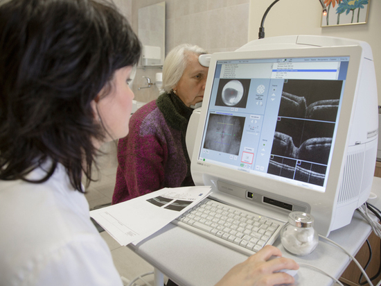 Как людям старше 50 следить за своим зрением